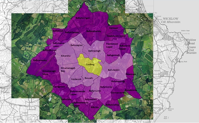 Ballynagran Energy Plus<rup>⁺</rup> Townlands